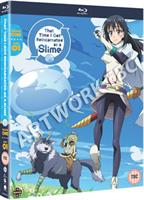 That Time I Got Reincarnated as a Slime - Season One Part One (Blu-ray) UK