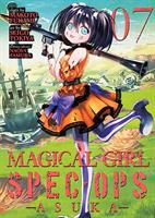 Magical Girl Spec-Ops Asuka Volume 7 (Manga) US