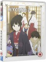 Hyouka Part 2 (DVD) UK
