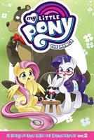 My Little Pony: The Manga - A Day in the Life of Equestria Volume 2 (Manga) US
