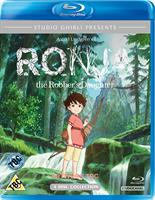 Ronja The Robber's Daughter (Blu-ray) UK