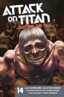 Attack on Titan: Before the Fall 14 (Manga) US