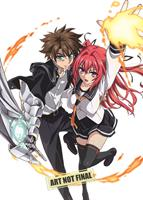 The Testament of Sister New Devil Burst Complete Season 2 (DVD) AU