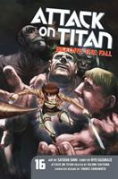 Attack on Titan: Before the Fall 16 (Manga) US