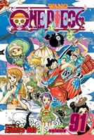 One Piece Vol. 91 (Manga) US