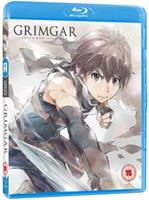 Grimgar Ashes & Illusions Complete Series - Standard Edition (Blu-ray) UK