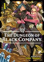 The Dungeon of Black Company Volume 1 (Manga) US