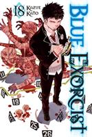 Blue Exorcist Vol. 18 (Manga) US