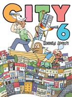 CITY, volume 6 (Manga) US