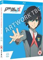 DARLING in the FRANXX Part 2 (Blu-ray) UK