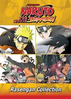 Naruto Shippuden: The Movie - Rasengan Collection (DVD) US