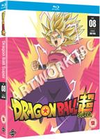Dragon Ball Super Part 8 (Blu-ray) UK