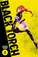 Black Torch Vol. 2 (Manga) US