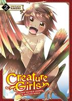 Creature Girls: A Hands-On Field Journal in Another World Volume 2 (Manga) US