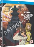 Star Blazers: Space Battleship Yamato 2199 - Complete Series (Blu-ray) UK