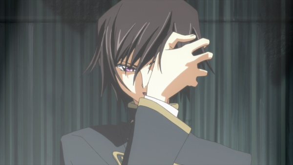 Code Geass: Lelouch of the Rebellion I - Initiation
